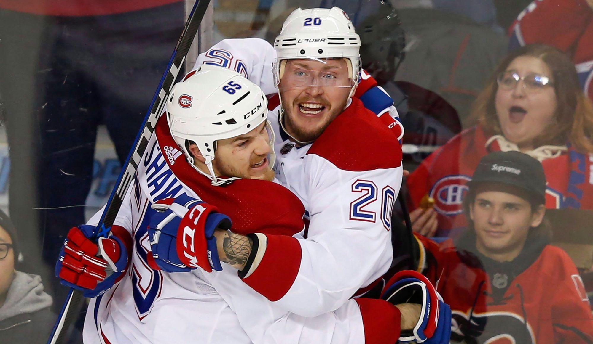 Prolongation de deux ans pour Nicolas Deslauriers — Canadiens