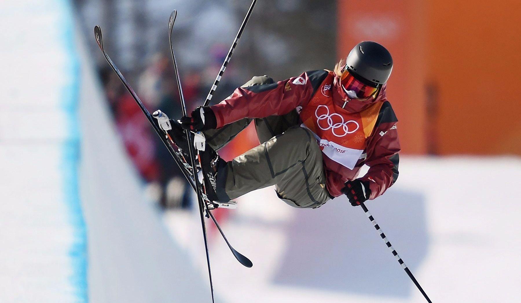 Cassie Sharpe procure une 7e médaille d'or au Canada