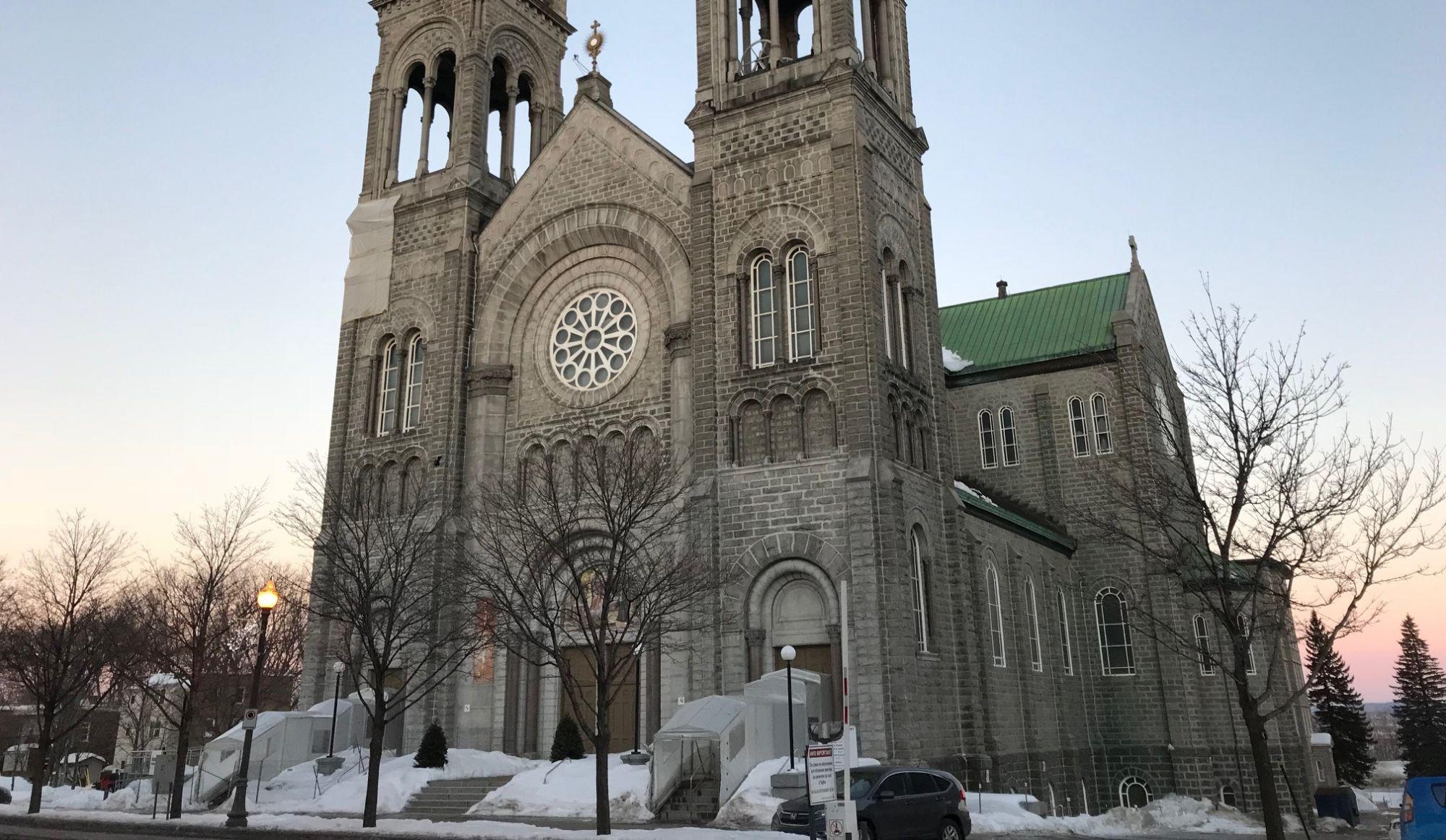 EXCLUSIF La démolition de l'église du Très-Saint-Sacrement envisagée