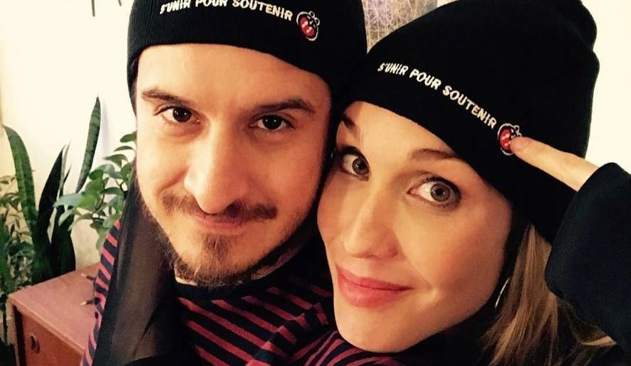 Bianca Gervais et Sébastien Diaz ont eu un autre enfant!