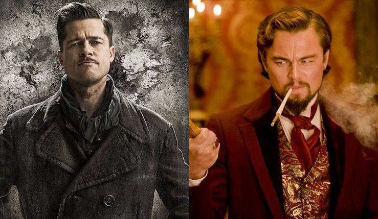 Brad Pitt et Leonardo Dicaprio réunis dans un film!