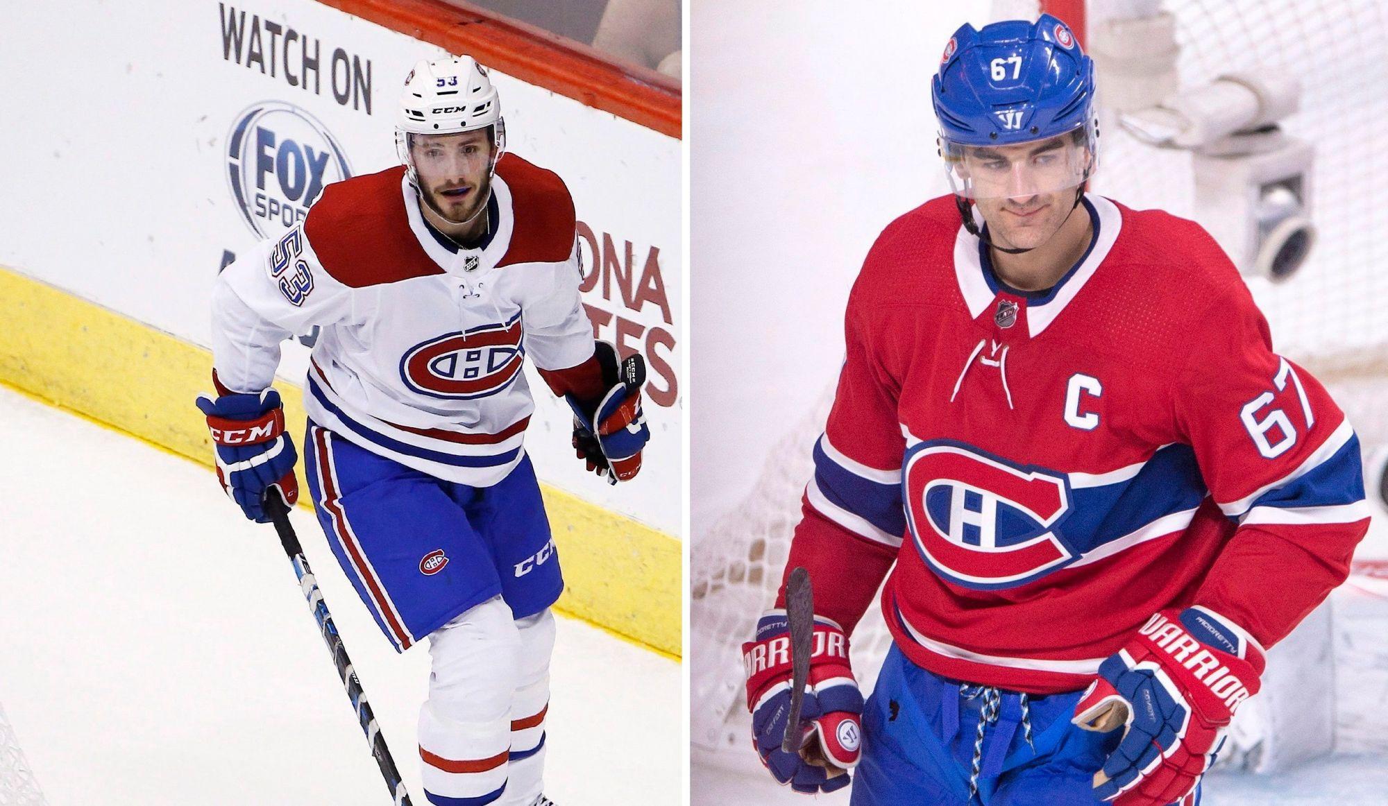 Max Pacioretty rentre à Montréal — Canadiens