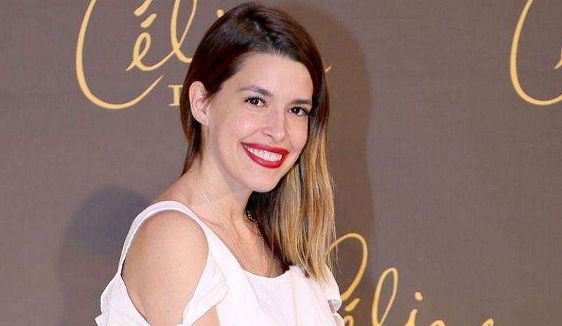 Marilou est enceinte de son deuxième enfant