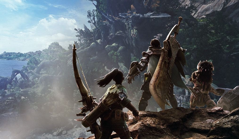 Monster Hunter, record pour Capcom