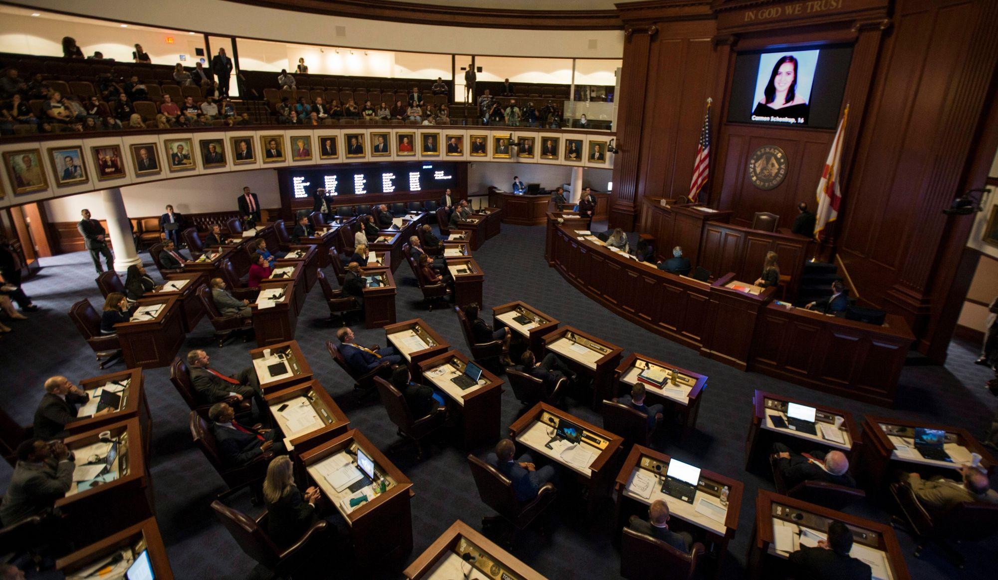 Floride: nouvelle loi restreignant la vente d'armes