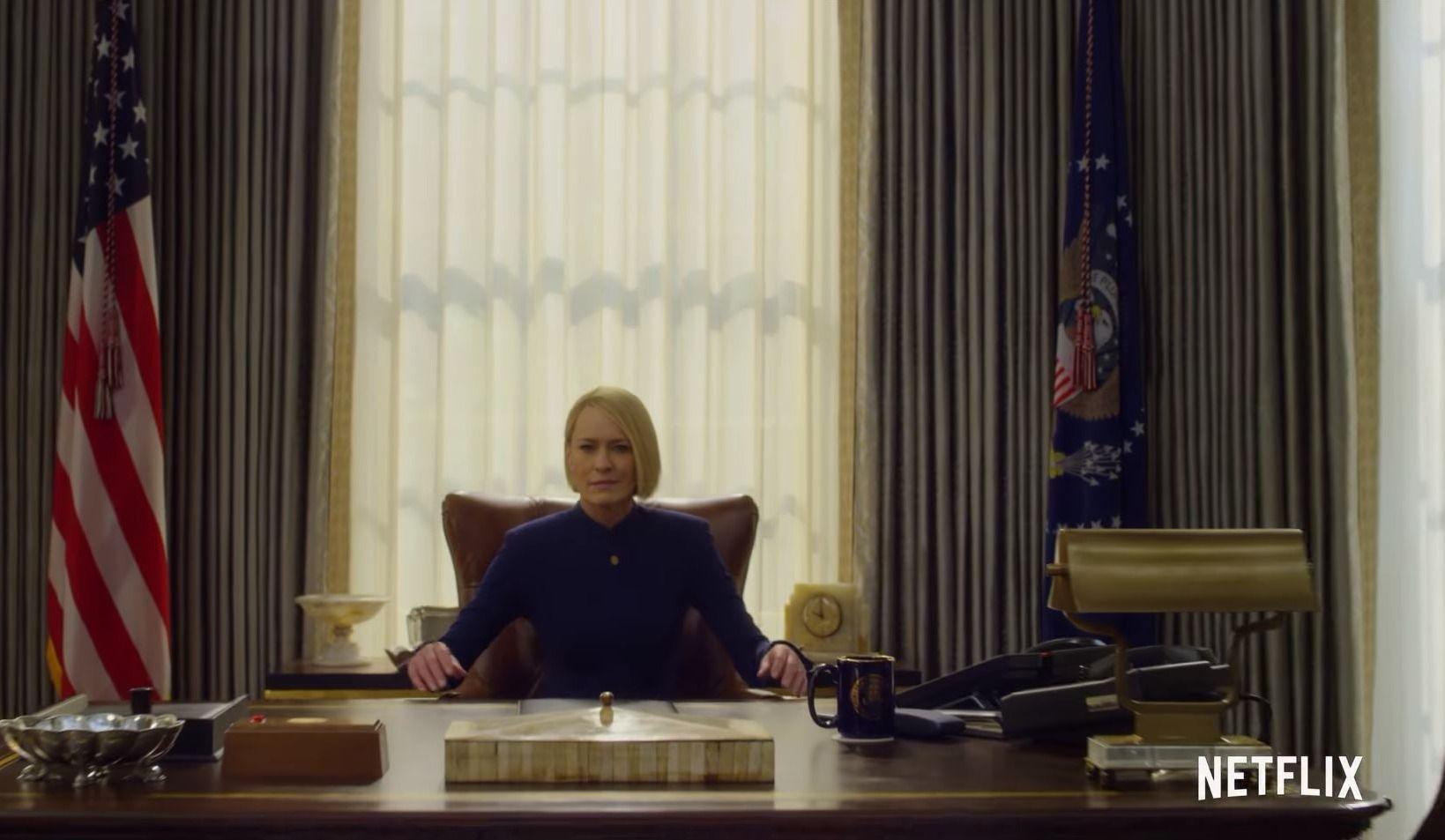 Netflix Teases House of Cards Final Season
