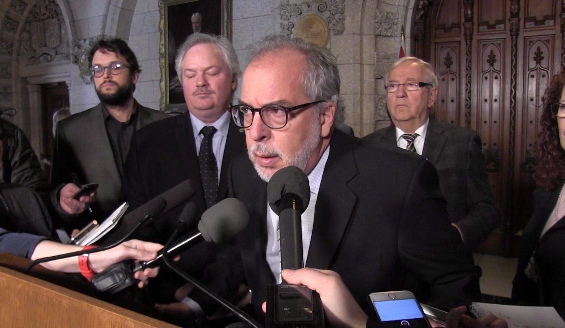 Dissidents et Bloc québécois: le divorce semble définitif