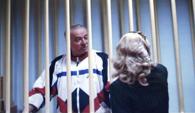 Un ancien espion russe empoisonné avec un agent neurotoxique