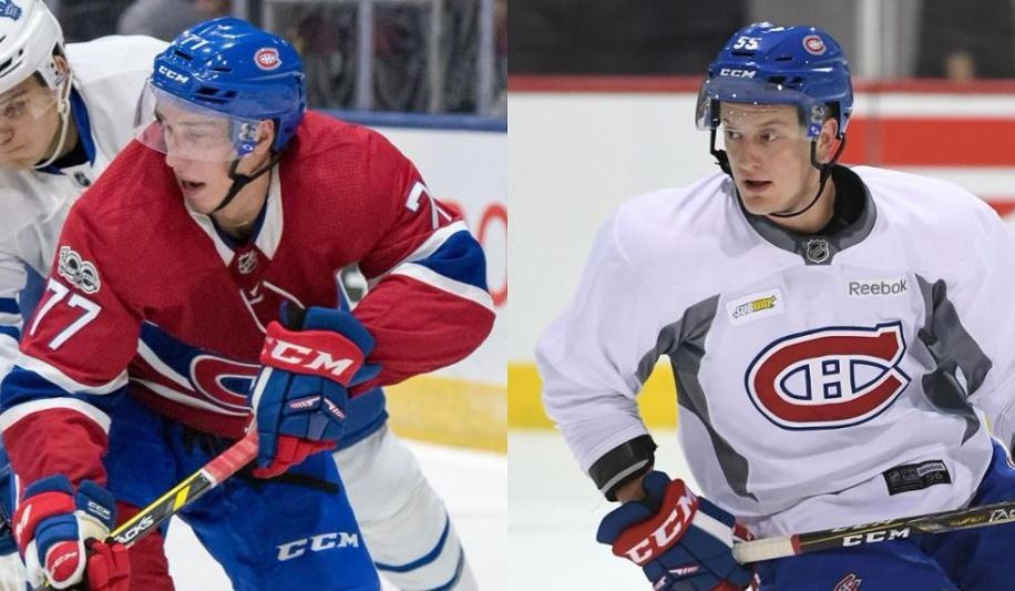 Des contrats pour William Bitten et Michael Pezzetta — Canadien