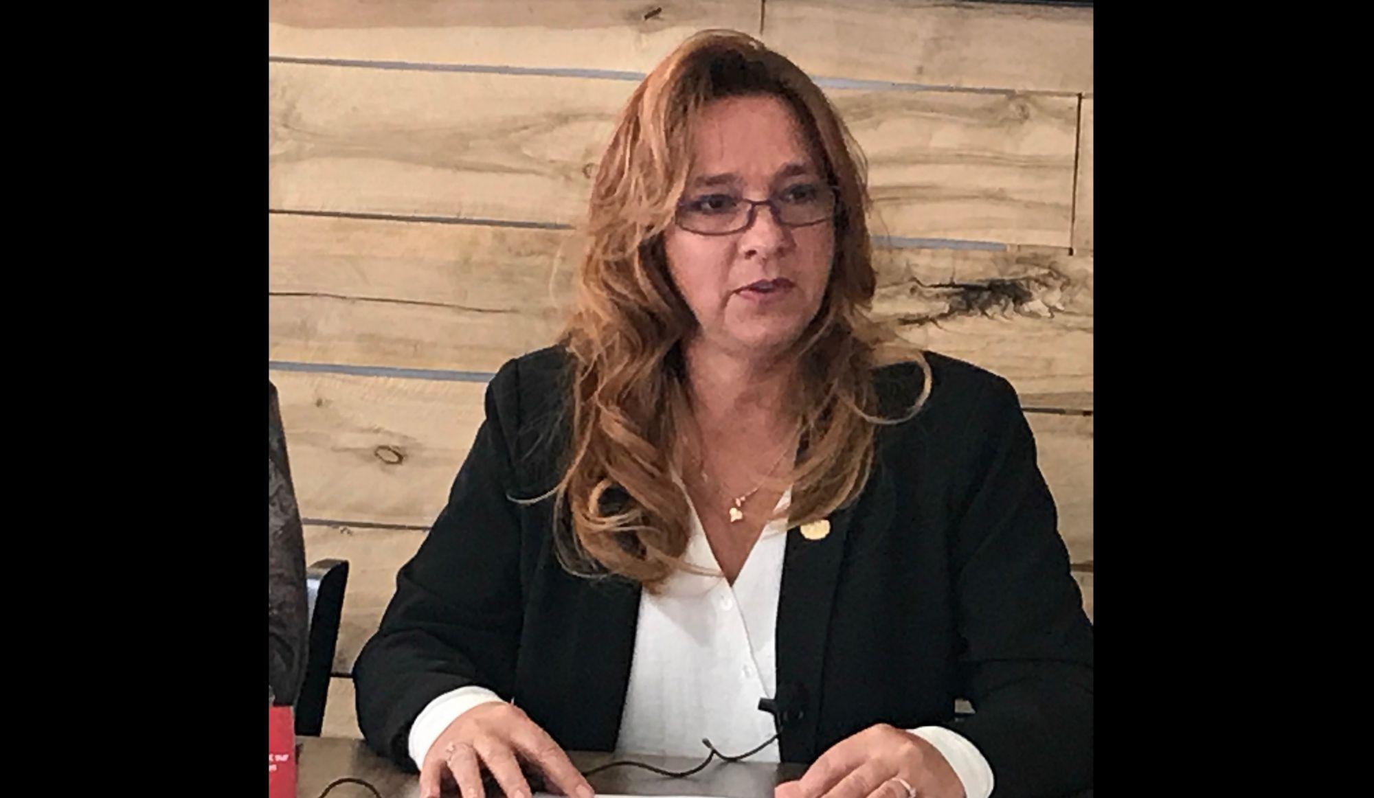La conseillère Nathalie Lasalle quitte le parti du maire de Saint-Jérôme