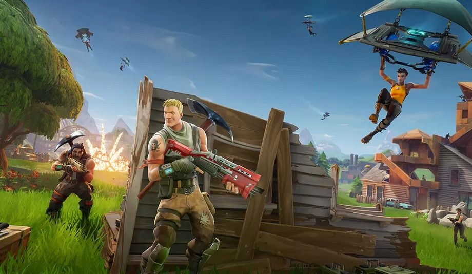 Fortnite sur iOS et Android
