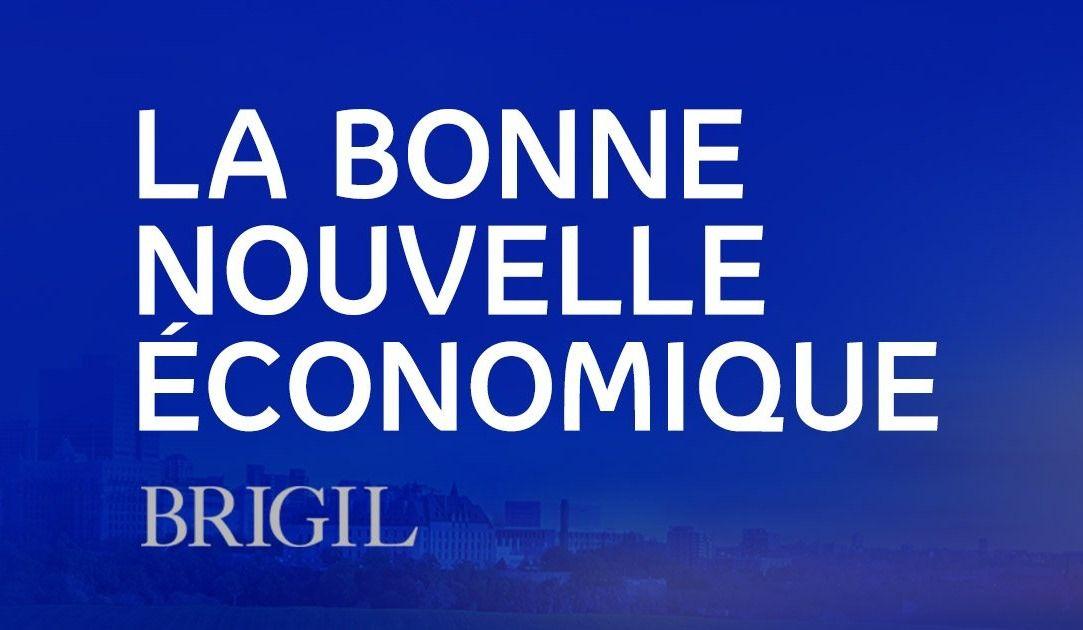 BONNE NOUVELLE ÉCONOMIQUE – 13 mars 2018