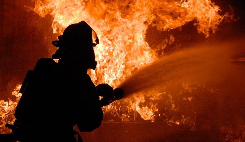 110 pompiers combattent un incendie sur Le Plateau-Mont-Royal