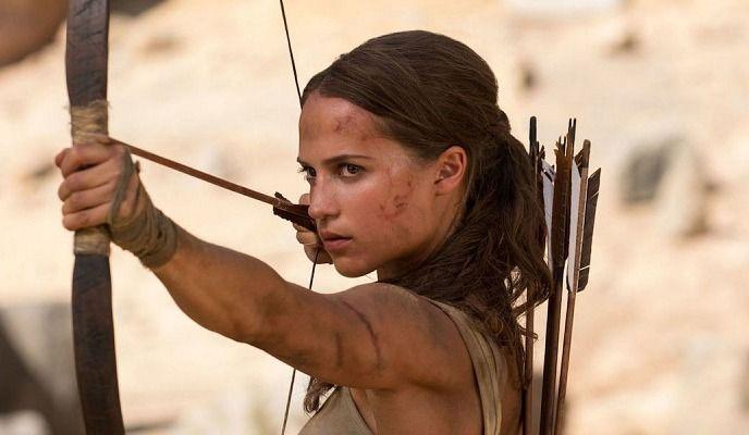 Quatre nouveaux clips de « Tomb Raider »