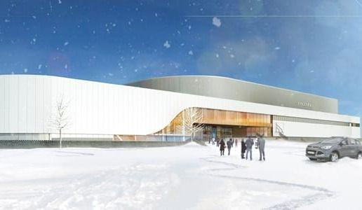 Une entreprise de Trois-Rivières impliquée dans la construction du Colisée