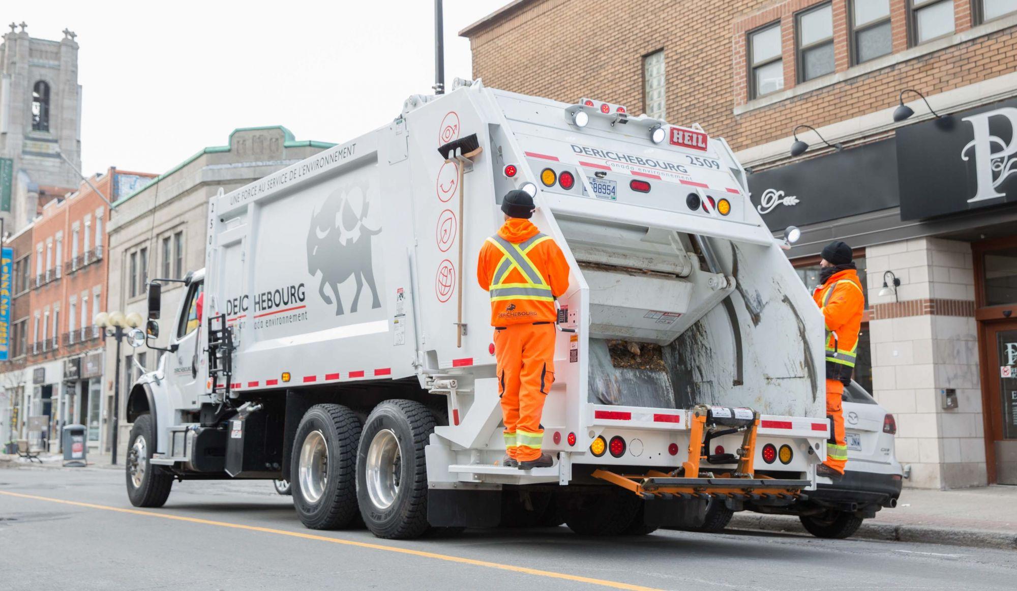 Gatineau limite la quantité maximale de déchets par maison