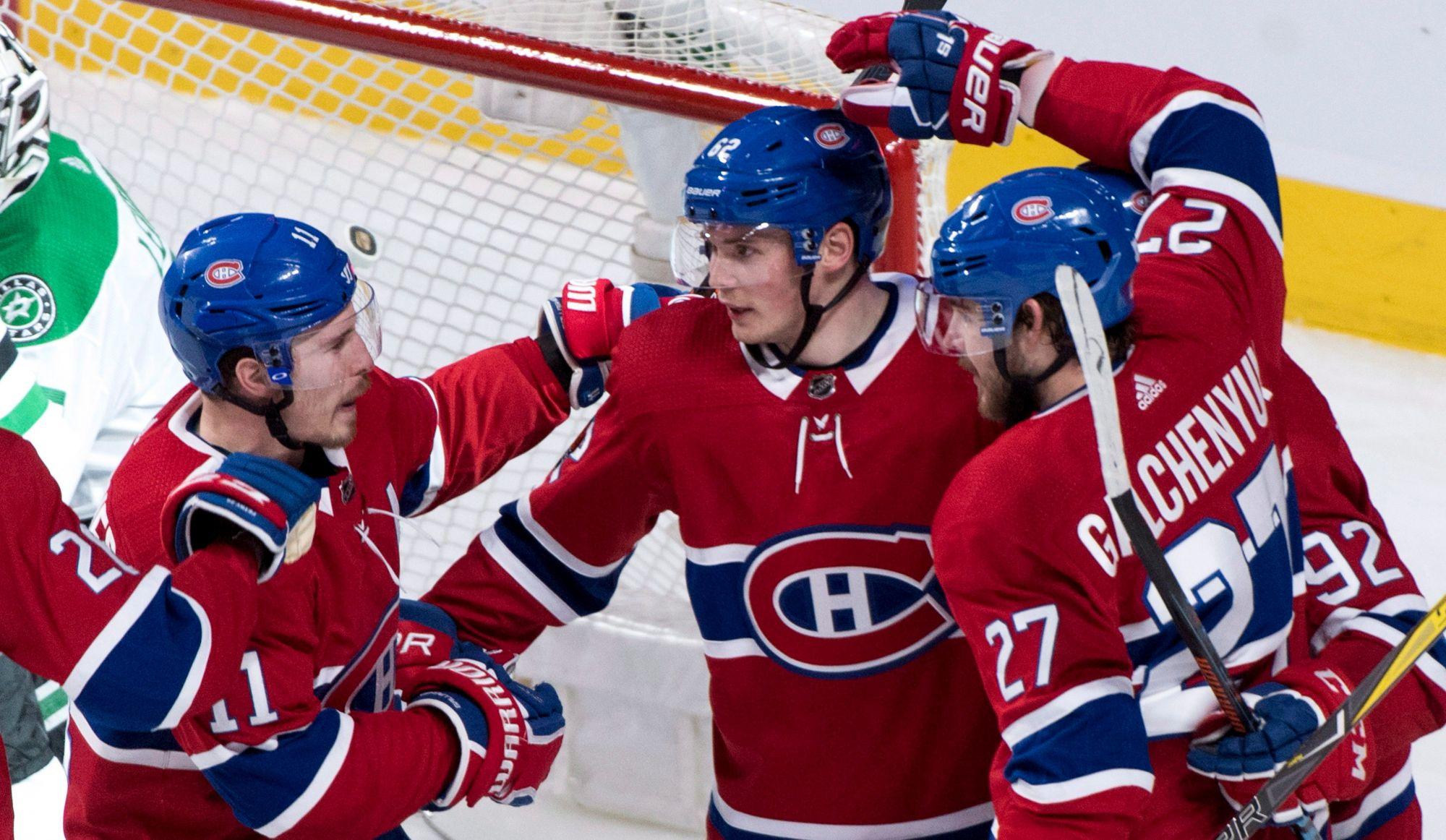 Le Canadien bat les Stars 4-2 au terme d'un match intense (vidéo)