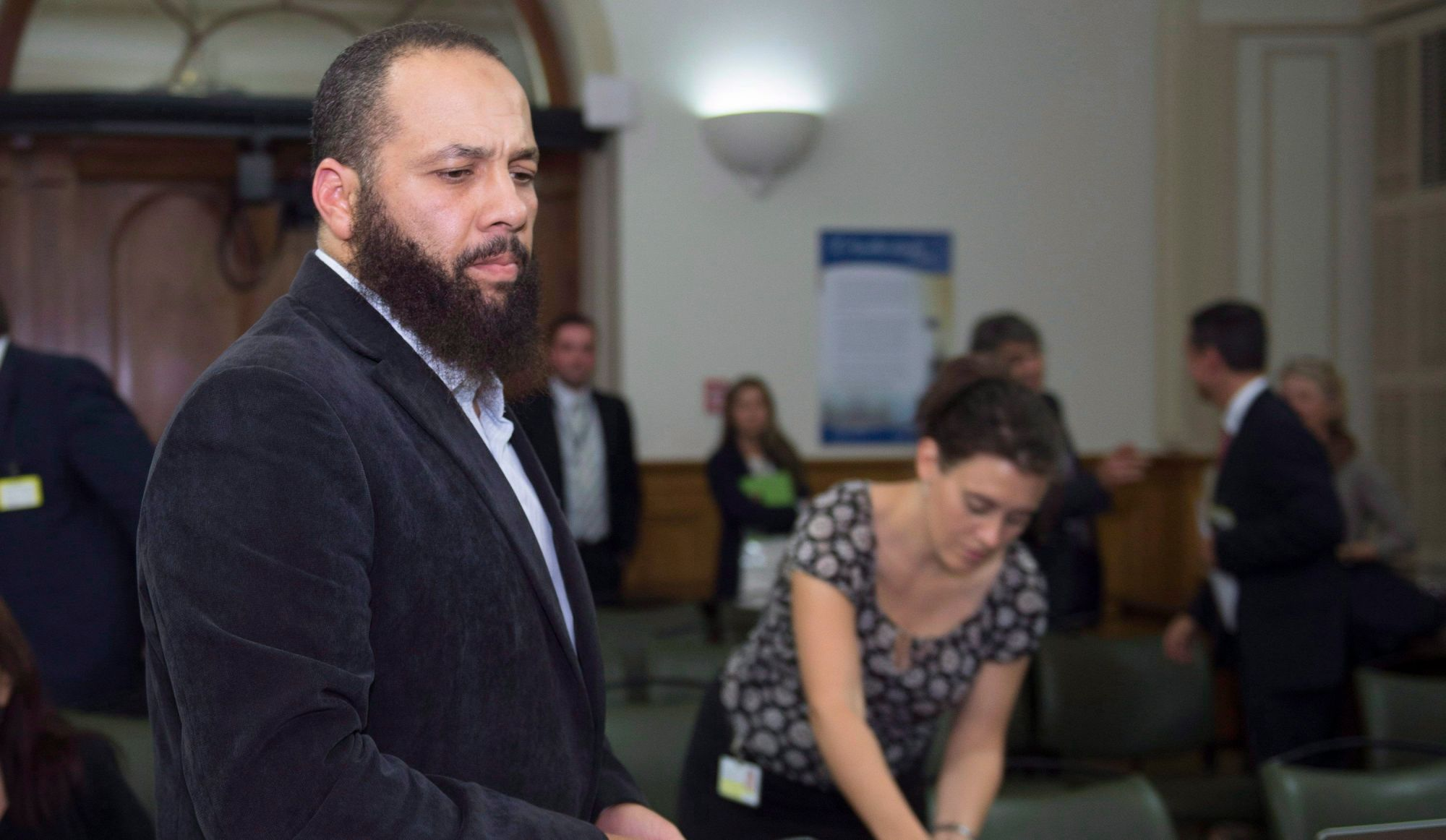 Le tribunal acquitte Adil Charkaoui d'accusations de voies de fait