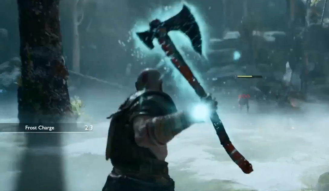 Le «Gameplay» de God Of War semble splendide