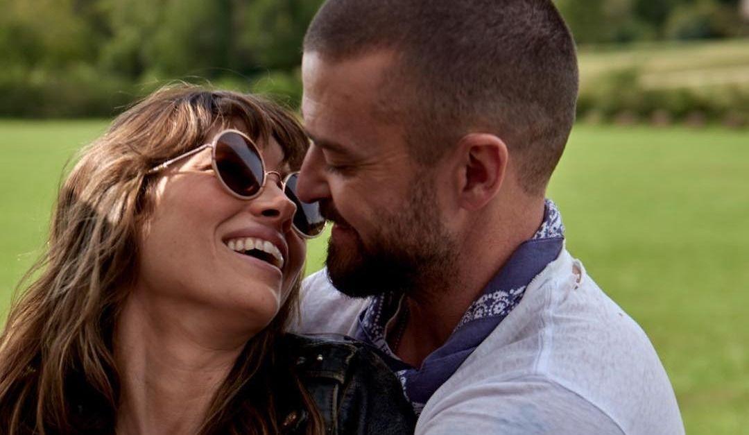 Cryothérapie pour Jessica Biel et Justin Timberlake