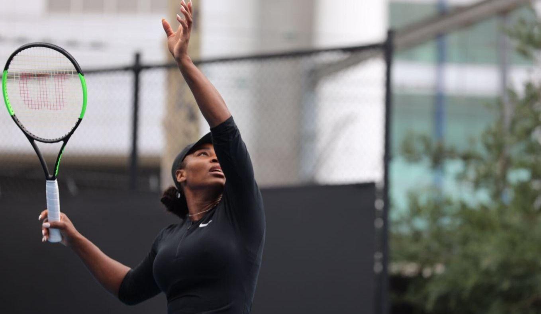 Serena et le défi d'être supermaman
