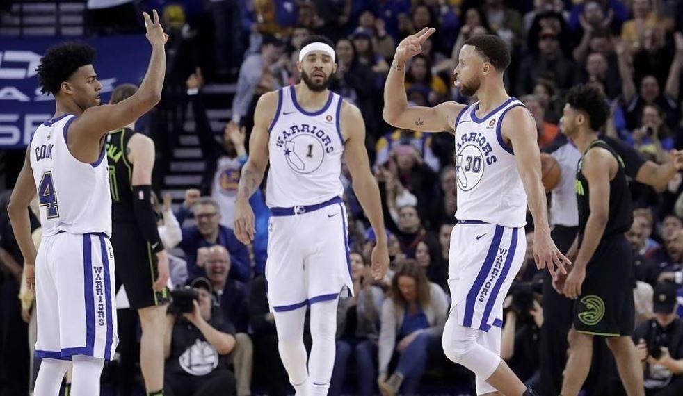 Golden State et Curry accablés par la malchance — NBA