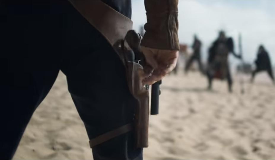 La bande-annonce de Solo: A Star Wars Story