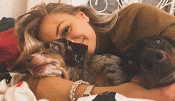 Dix artistes québécois et leurs chiens