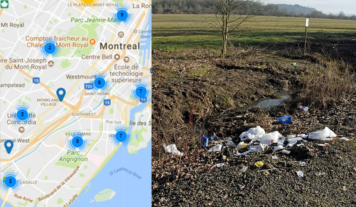 Help clean up Montreal this Spring!