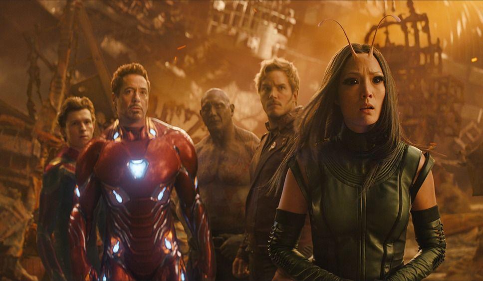 Avengers: Infinity war, préventes de billets record