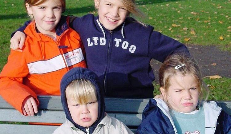 Eugenie Bouchard: Une photo de famille intrigante