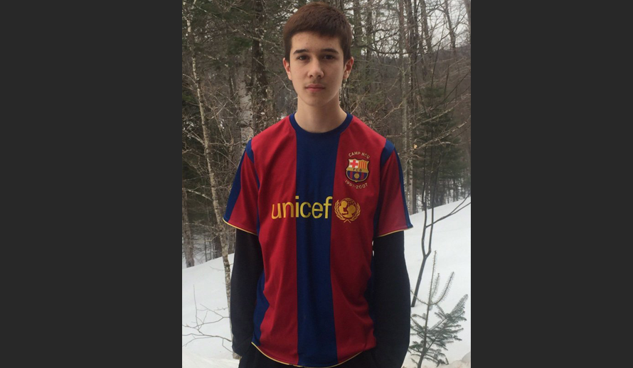 Suspended for Wearing a Jersey on Jersey Day
