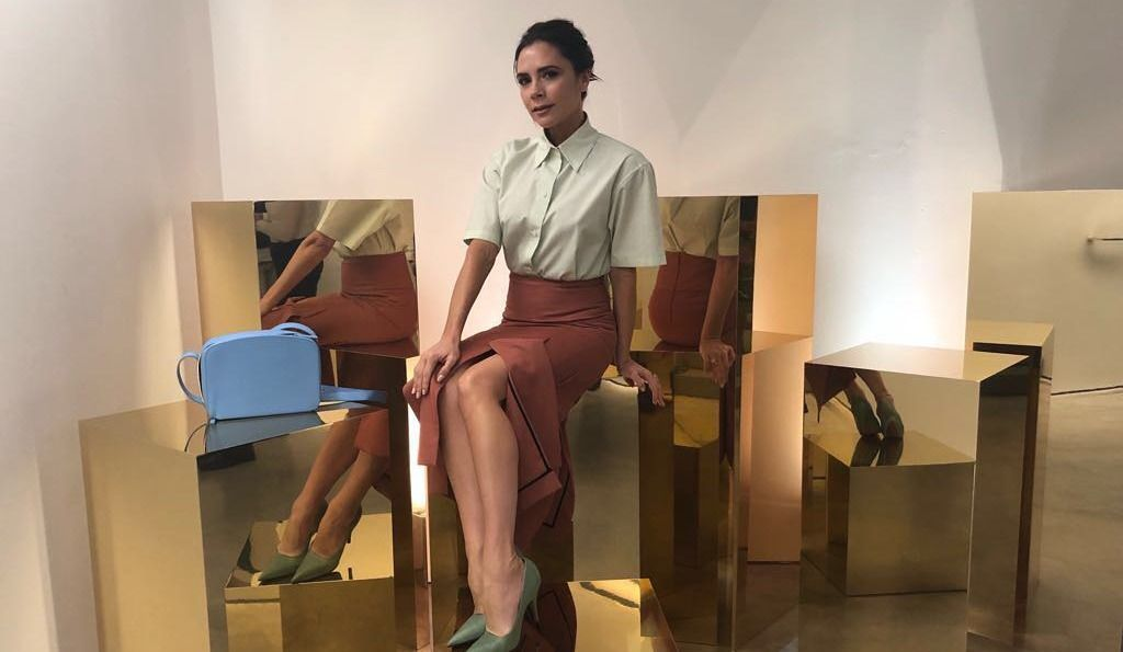 Victoria Beckham: 'I'm not designing Meghan Markle's wedding dress'