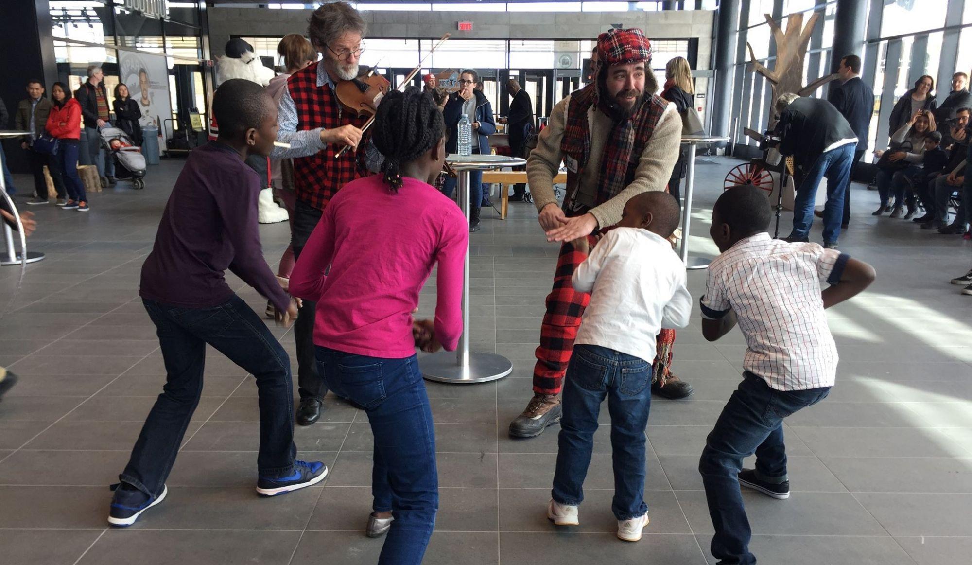 Québec accueille ses nouveaux arrivants