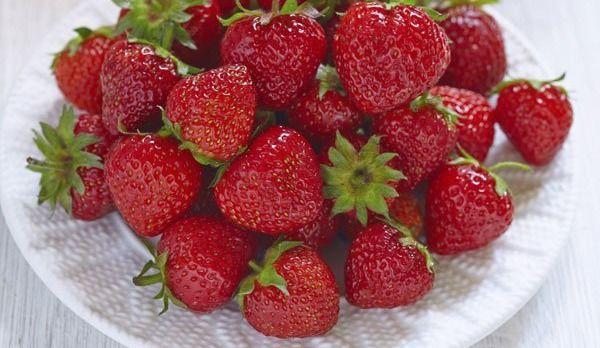 Rappel de fraises congelées provenant des marchés Adonis
