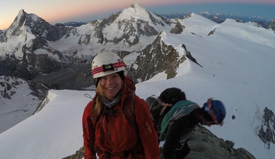 Une Québécoise veut devenir la première femme à atteindre le sommet du mont Logan