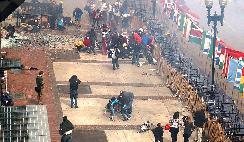 Attentats au marathon de Boston: c'était il y a 5 ans