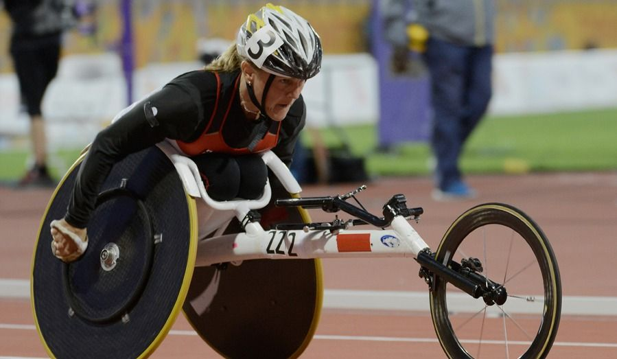Diane Roy termine 5e en Australie.