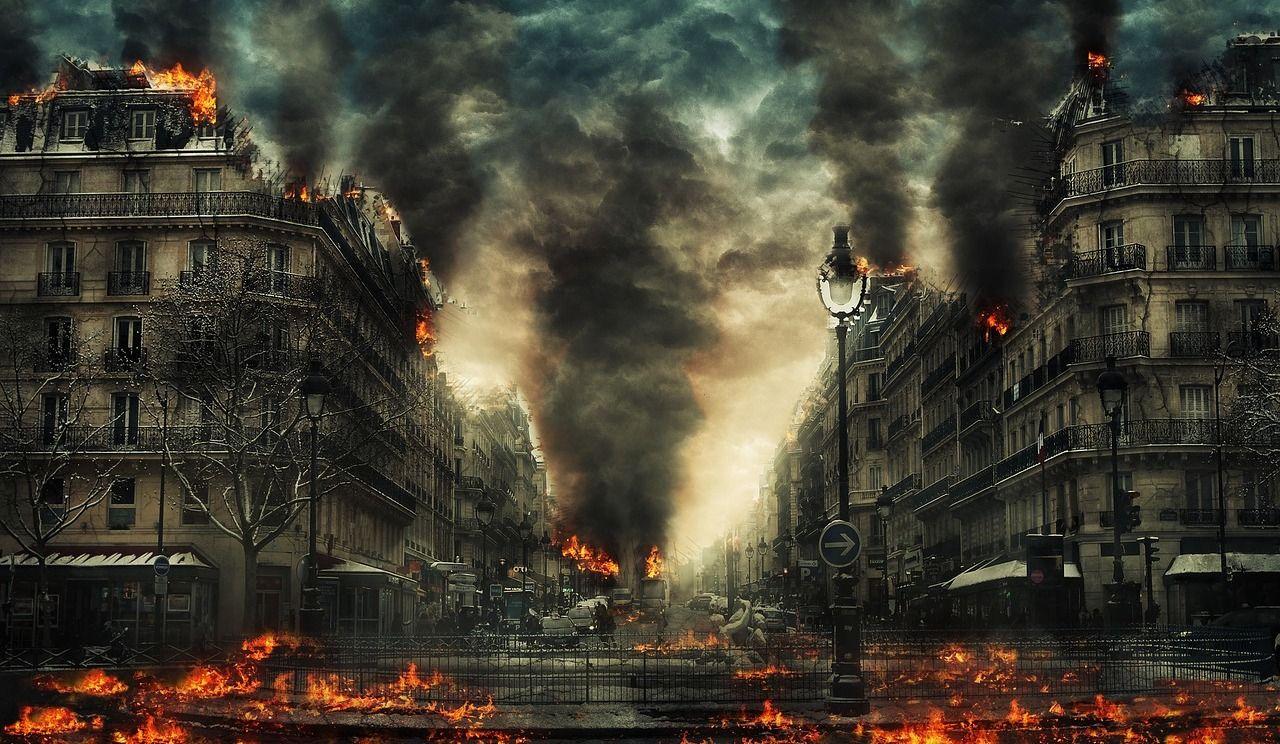 La fin du monde: 23 avril