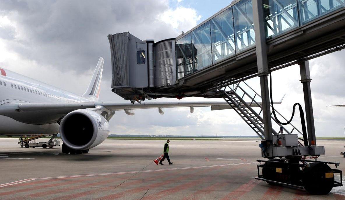 Le tiers des vols d'Air France sont annulés en raison d'une grève