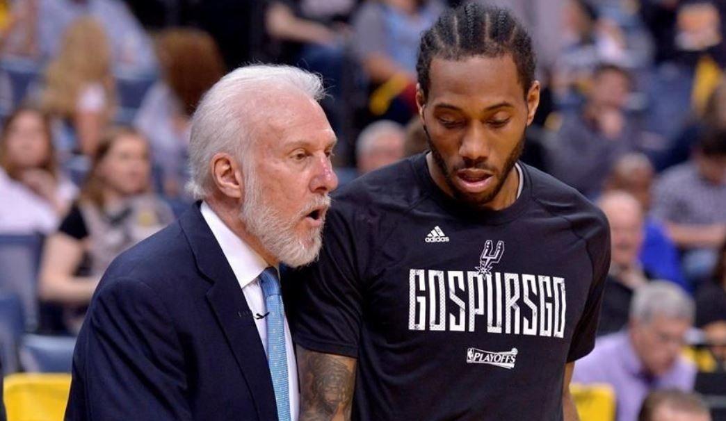 Popovich encore absent pour le Match 4 — NBA