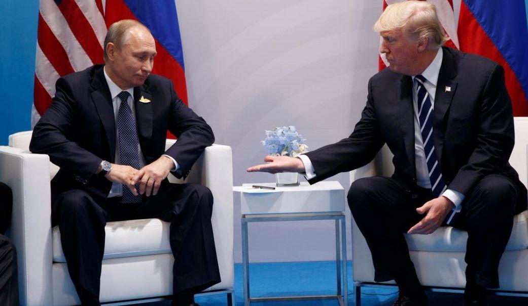 Ni Trump ni Poutine ne souhaitent une confrontation militaire
