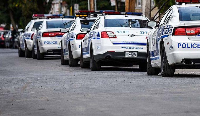 Cinq hommes associés aux Hells Angels arrêtés au Nouveau-Brunswick